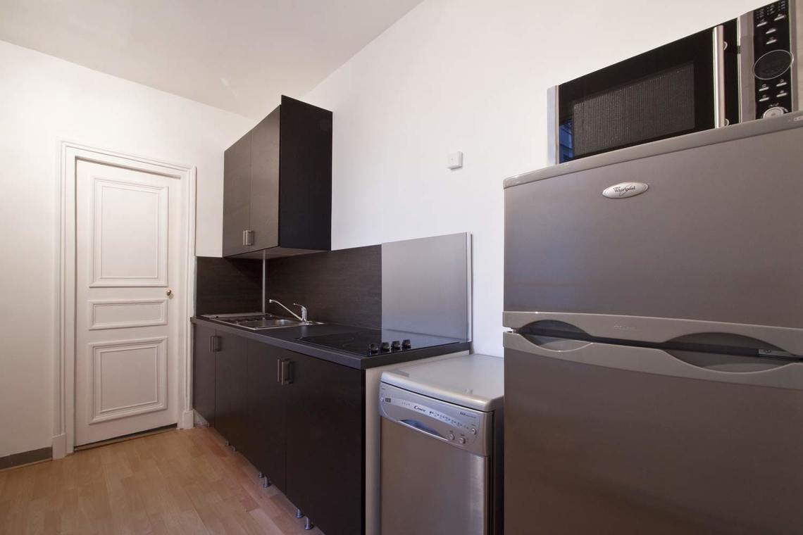 Appartement Paris Boulevard Saint Michel 7