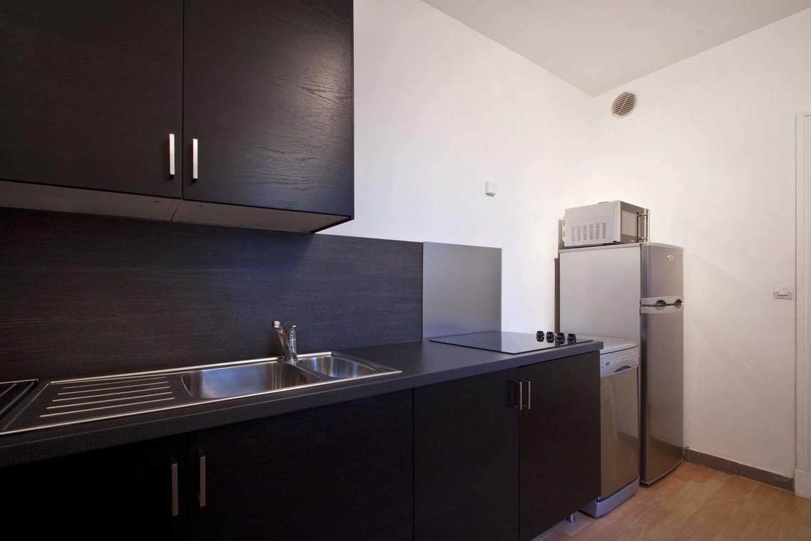 Appartement Paris Boulevard Saint Michel 8