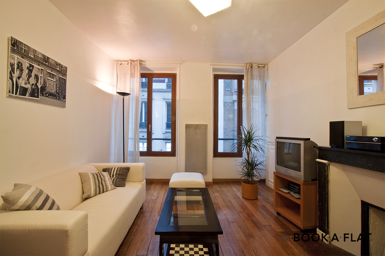 Furnished apartment for rent Paris Rue du Caire