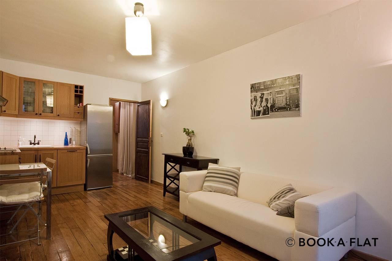 Paris Rue du Caire Apartment for rent