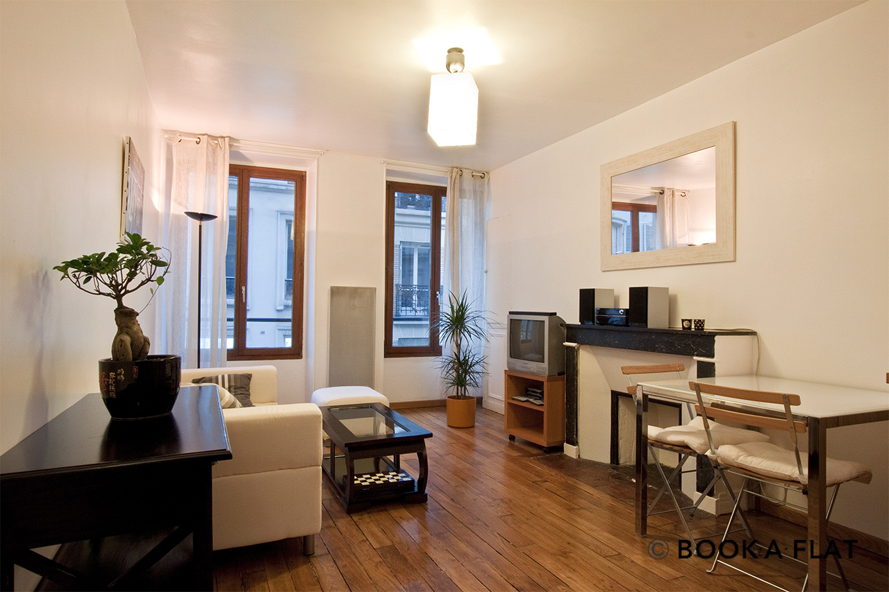 Apartment Paris Rue du Caire 2