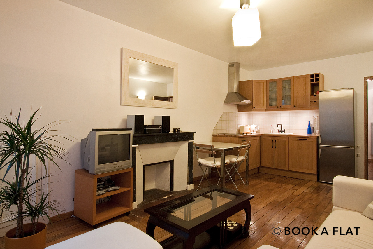 Apartment Paris Rue du Caire 3
