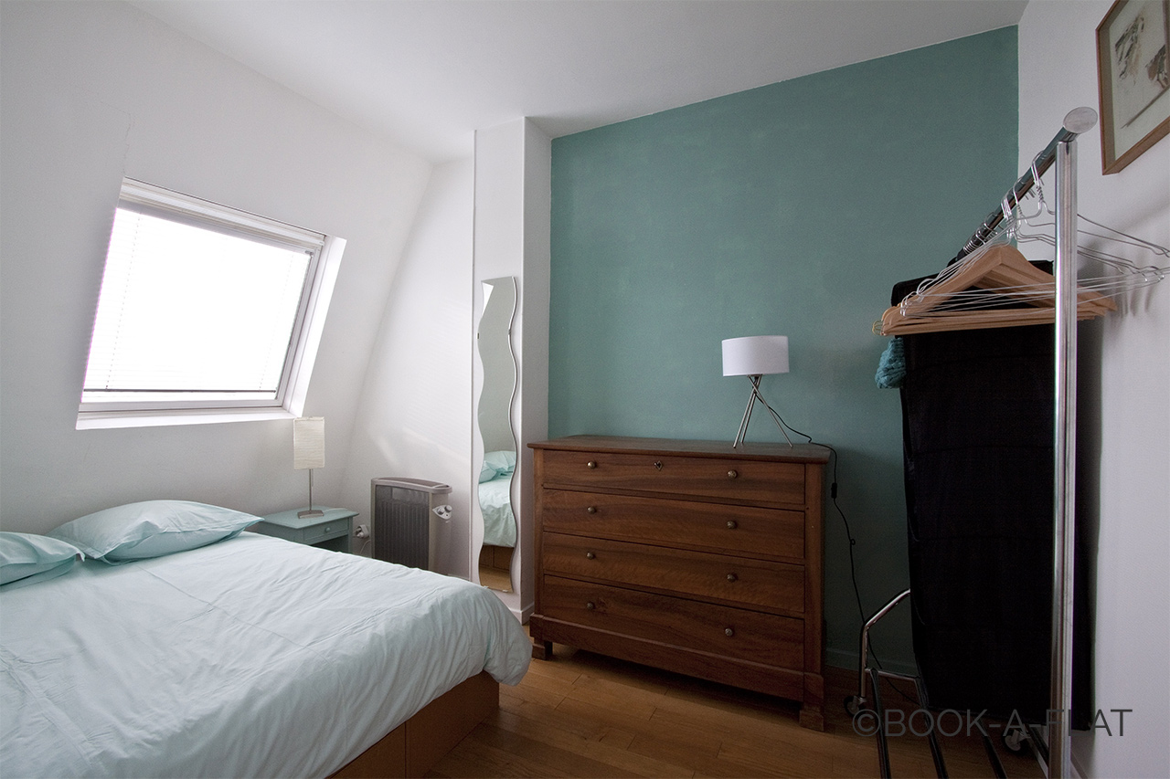 Apartamento Paris Avenue de la République 8