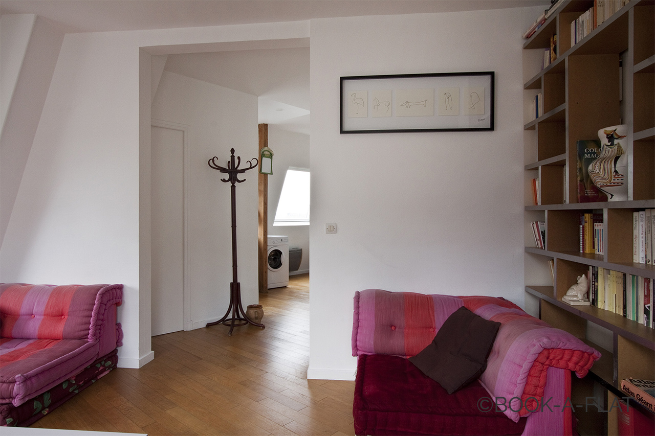 Apartamento Paris Avenue de la République 4