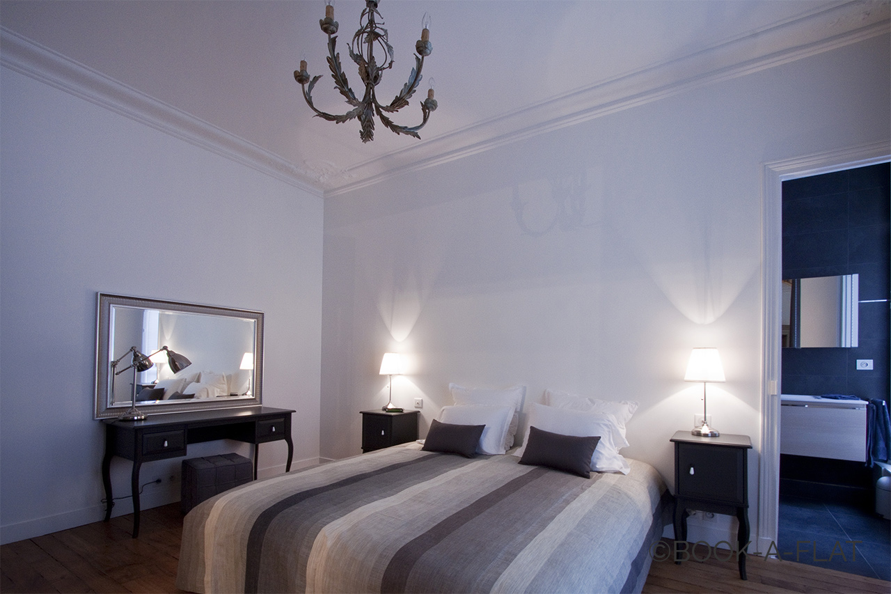 Apartment Paris Rue Pierre Demours 8