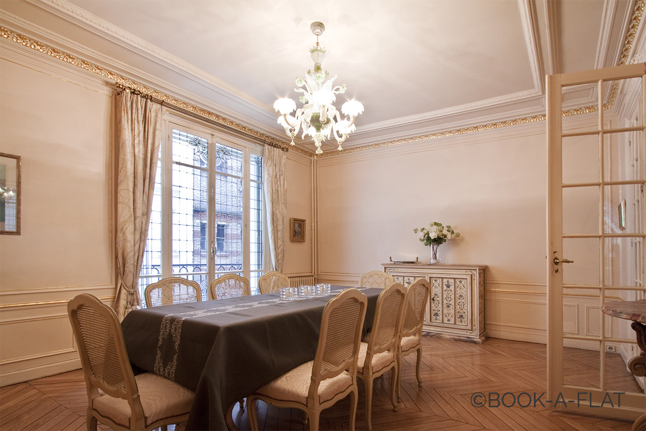Apartment Paris Rue Pierre Demours 3