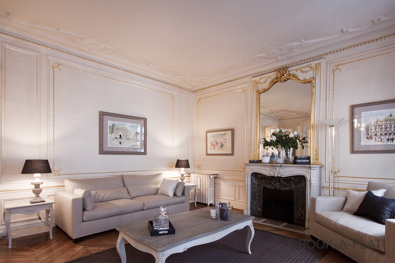 Paris Rue Pierre Demours Apartment for rent