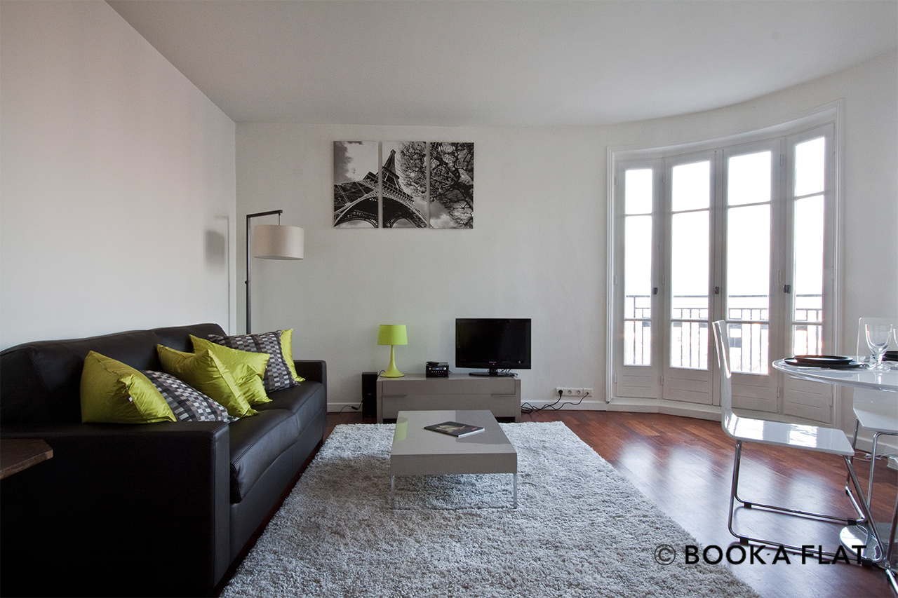 Apartment Paris Rue Ravignan 2