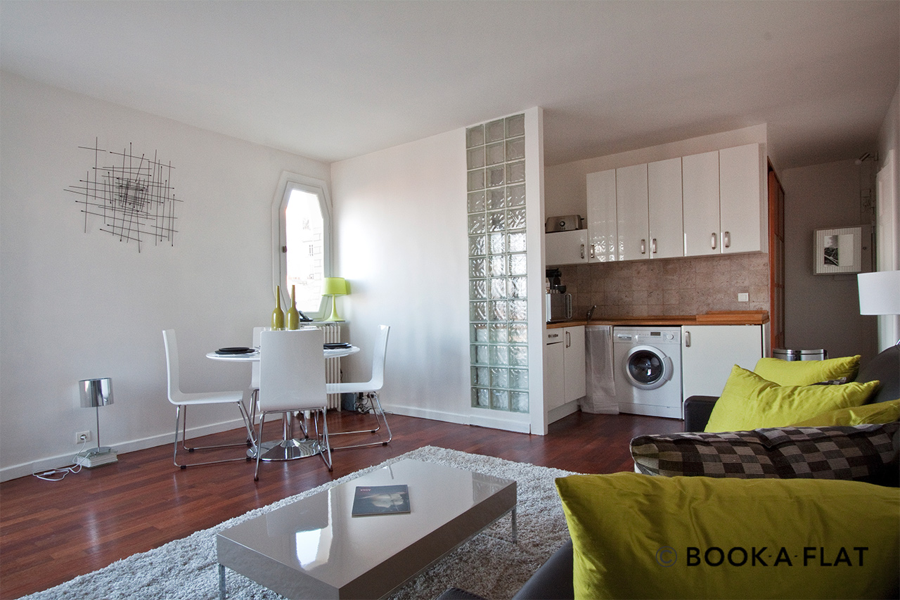 Apartment Paris Rue Ravignan 3
