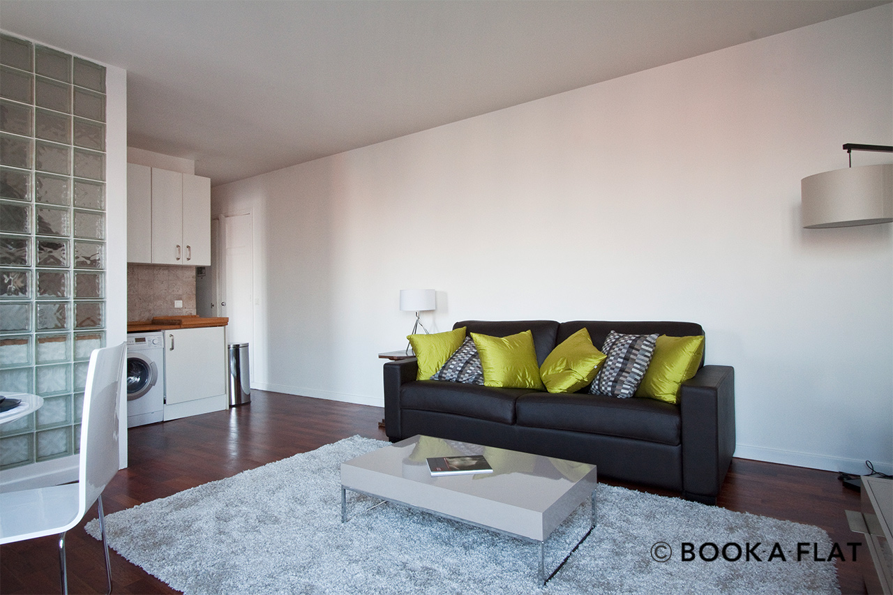Apartment Paris Rue Ravignan 4