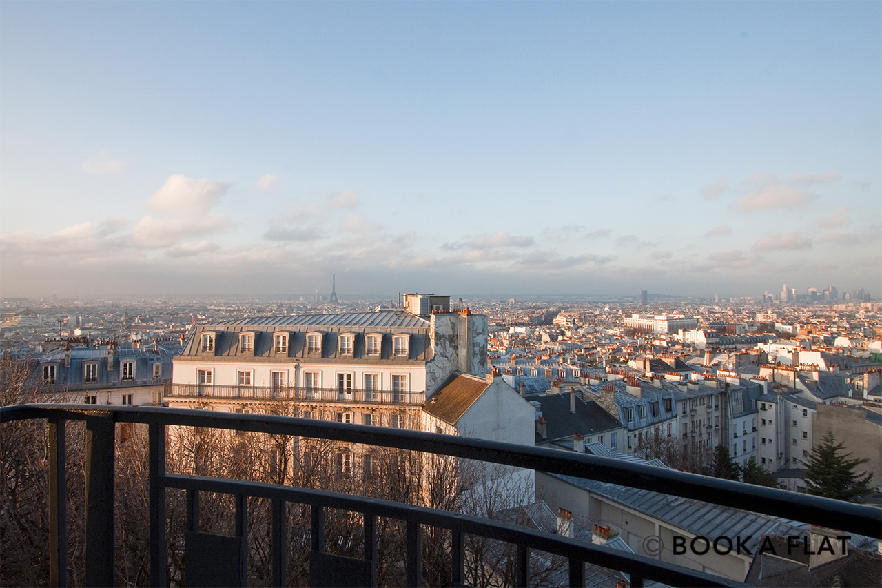 Apartment Paris Rue Ravignan 10