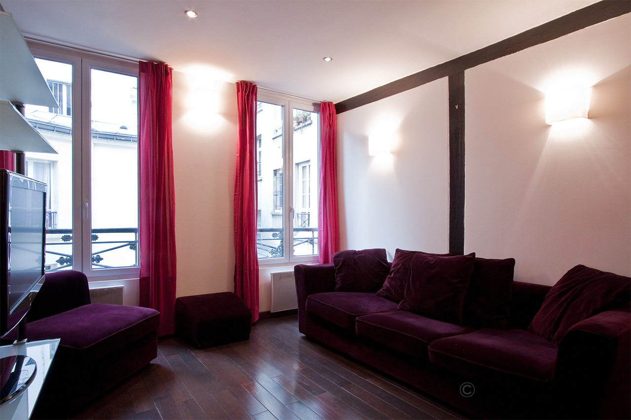 Apartment Paris Rue du Faubourg Saint Denis 2