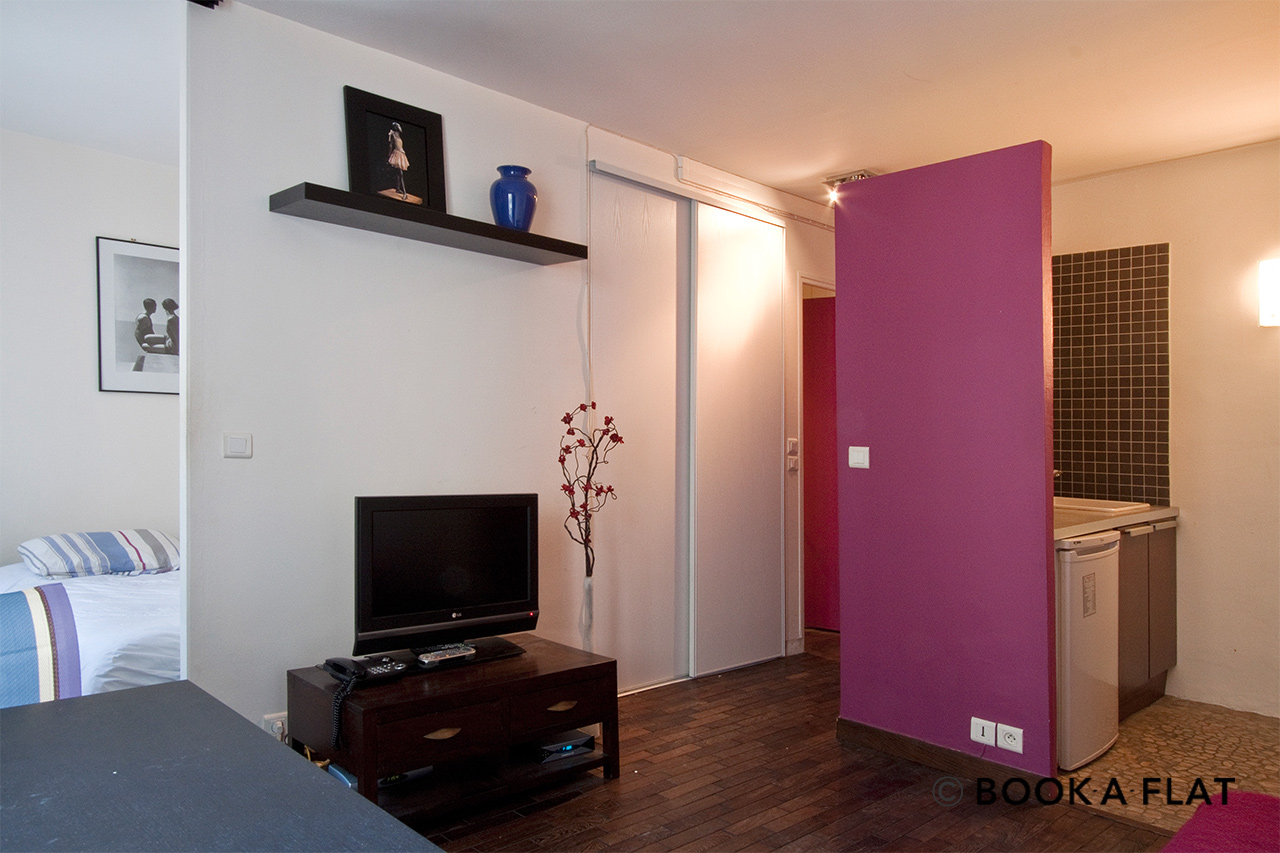 Apartment Paris Rue du Temple 2