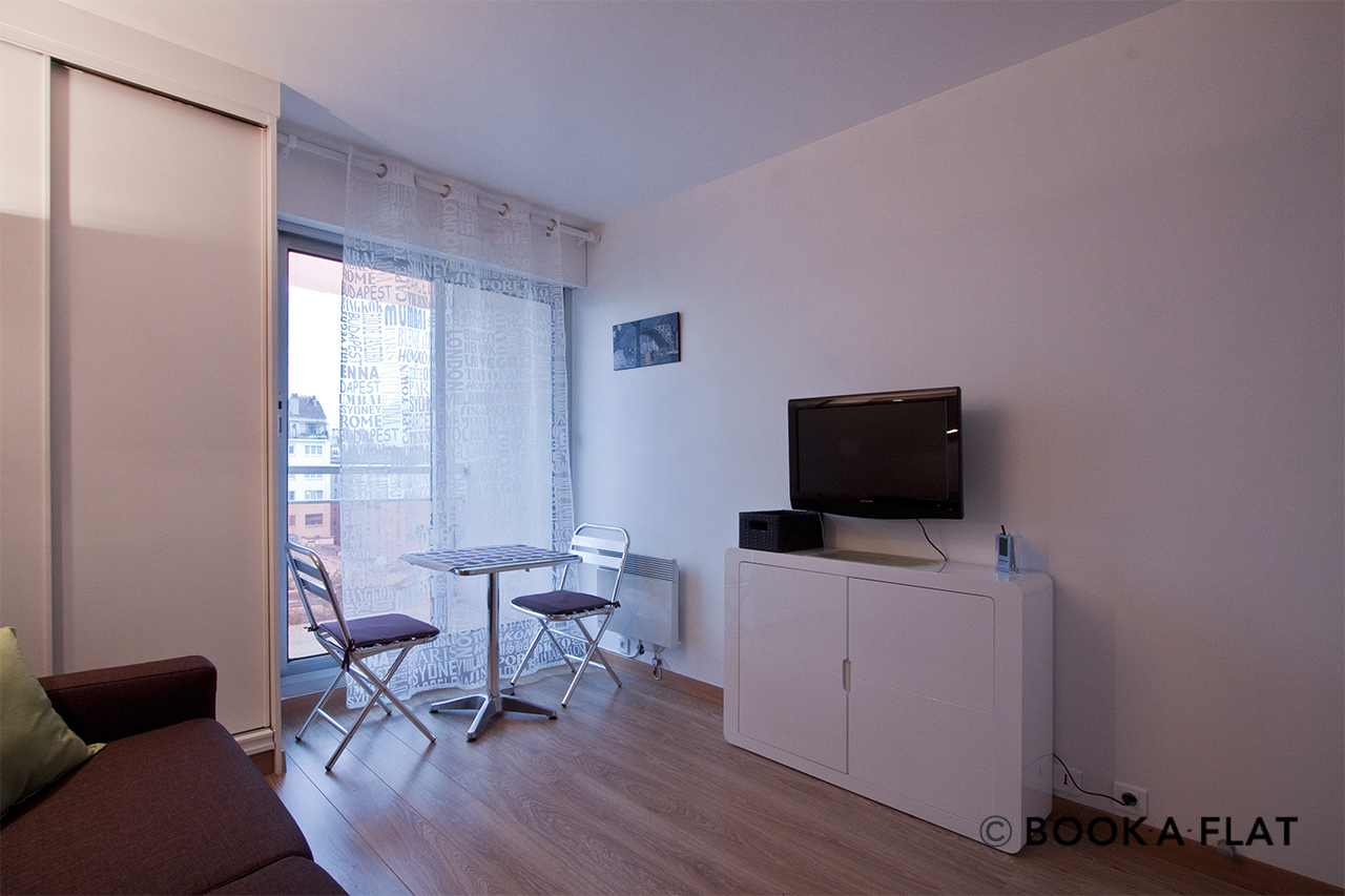 Appartement Paris Quai de Jemmapes 3