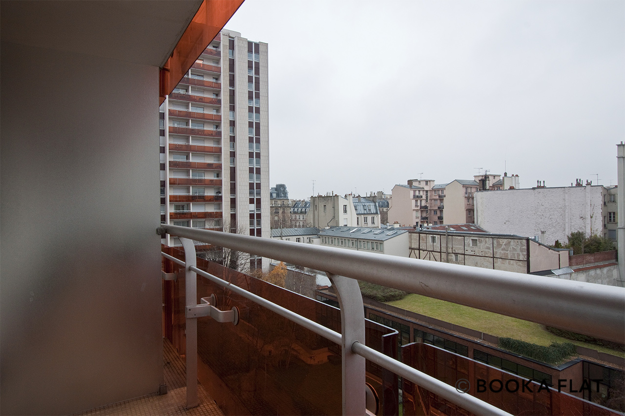 Appartement Paris Quai de Jemmapes 10