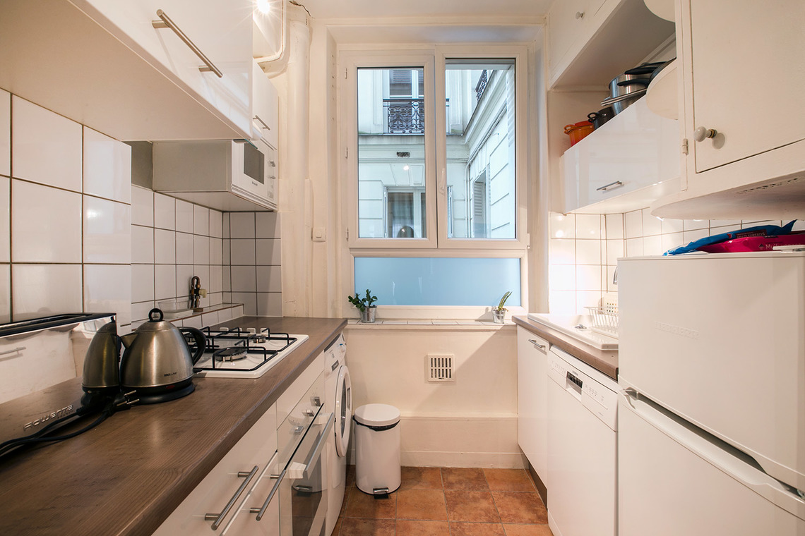 Appartement Paris Rue Herschel 4