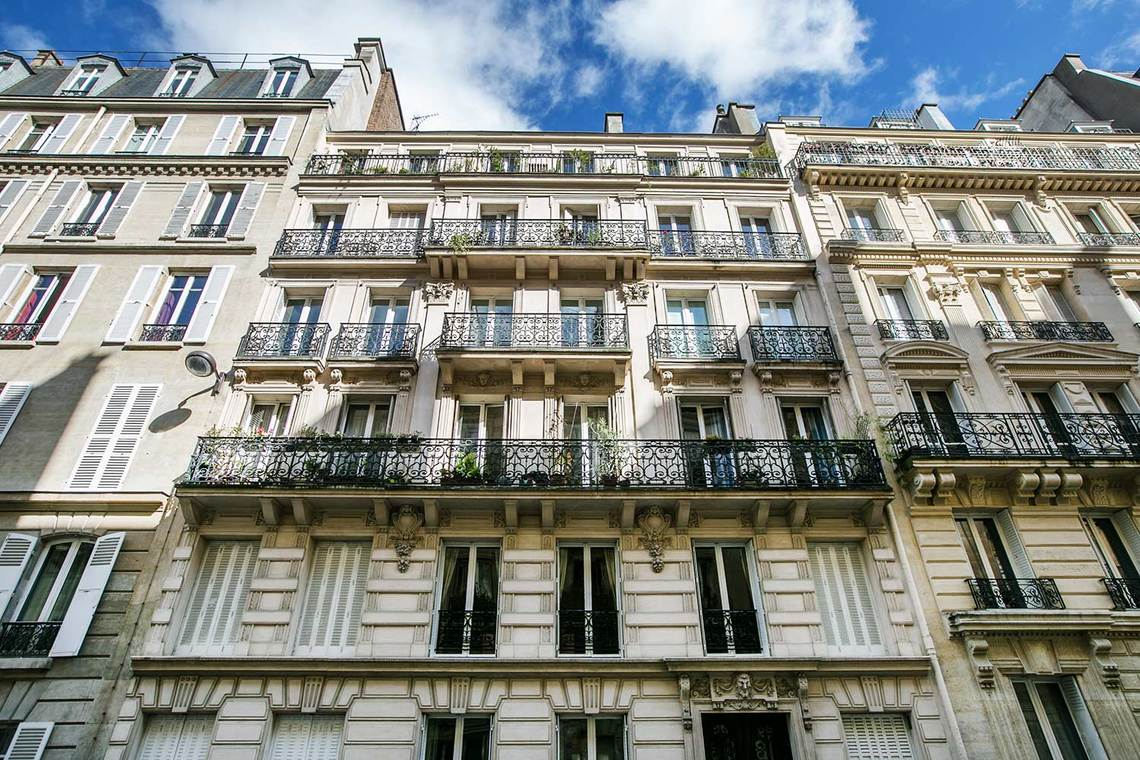 Appartement Paris Rue Herschel 11