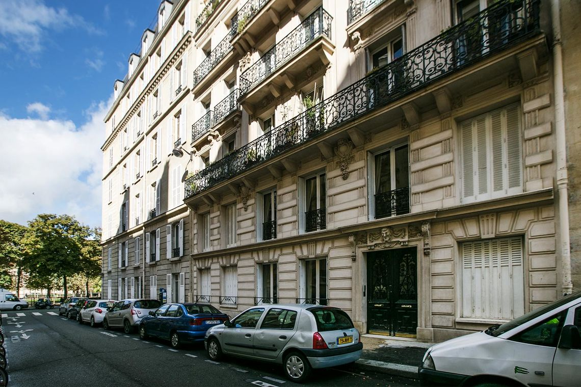 Appartement Paris Rue Herschel 12