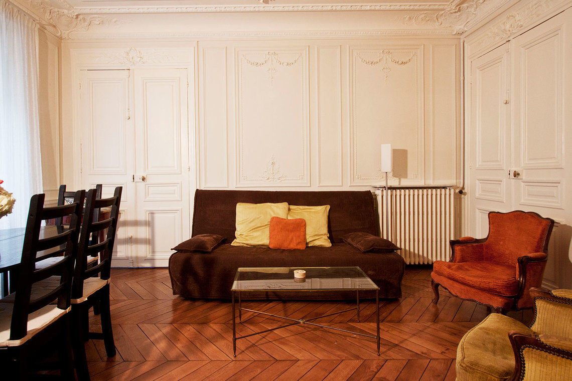 Appartement Paris Rue Herschel 2