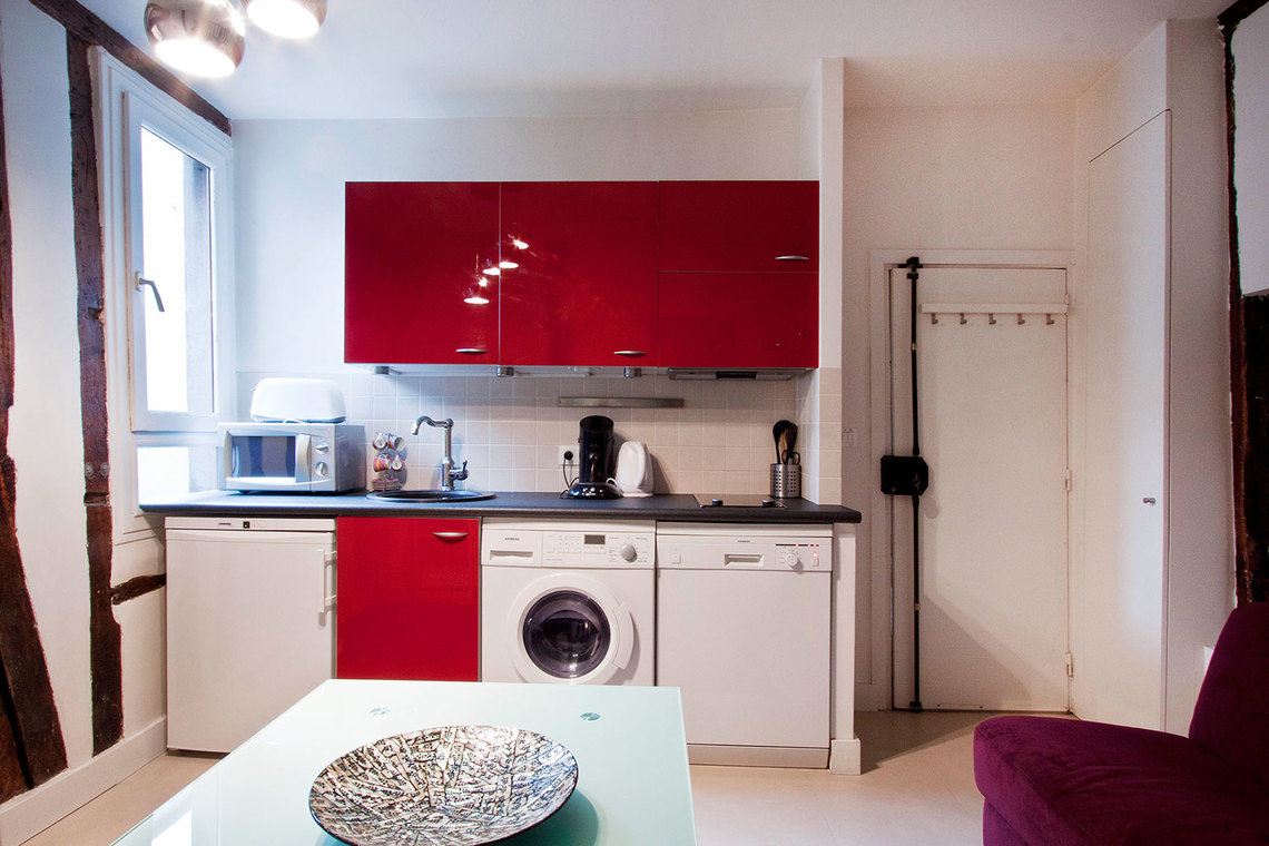 Appartement Paris Rue Saint Martin 5