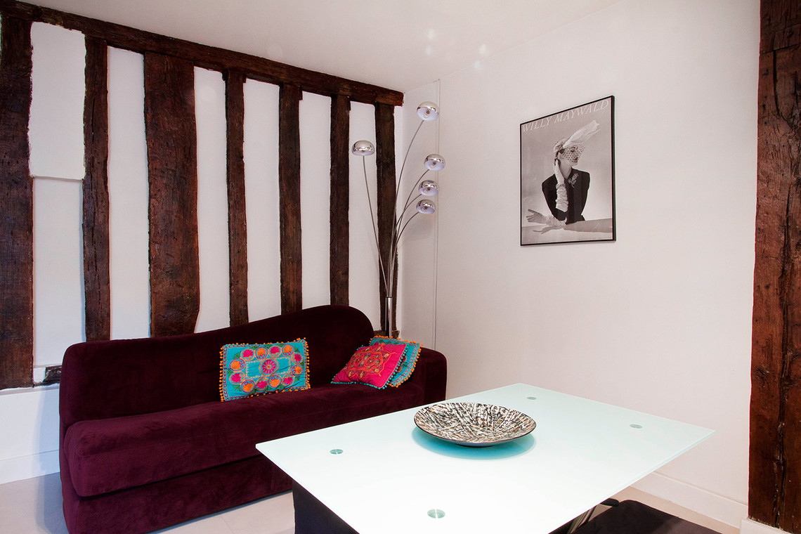 Appartement Paris Rue Saint Martin 2