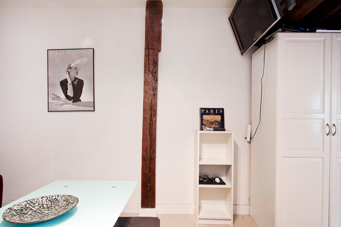 Appartement Paris Rue Saint Martin 4