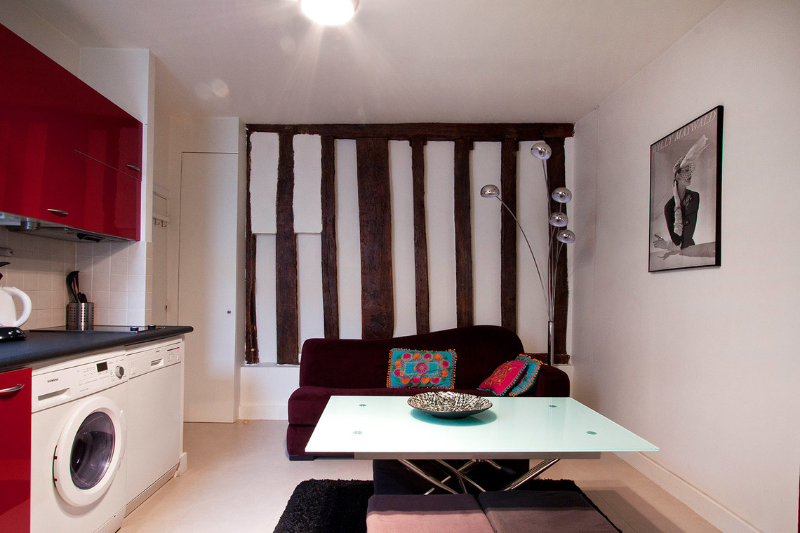 Appartement Paris Rue Saint Martin 3