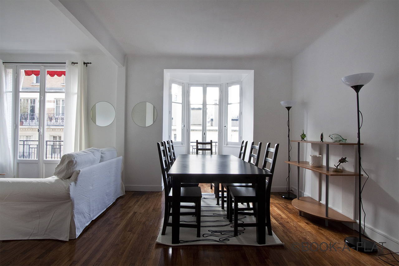 Paris Rue Degas Apartment for rent