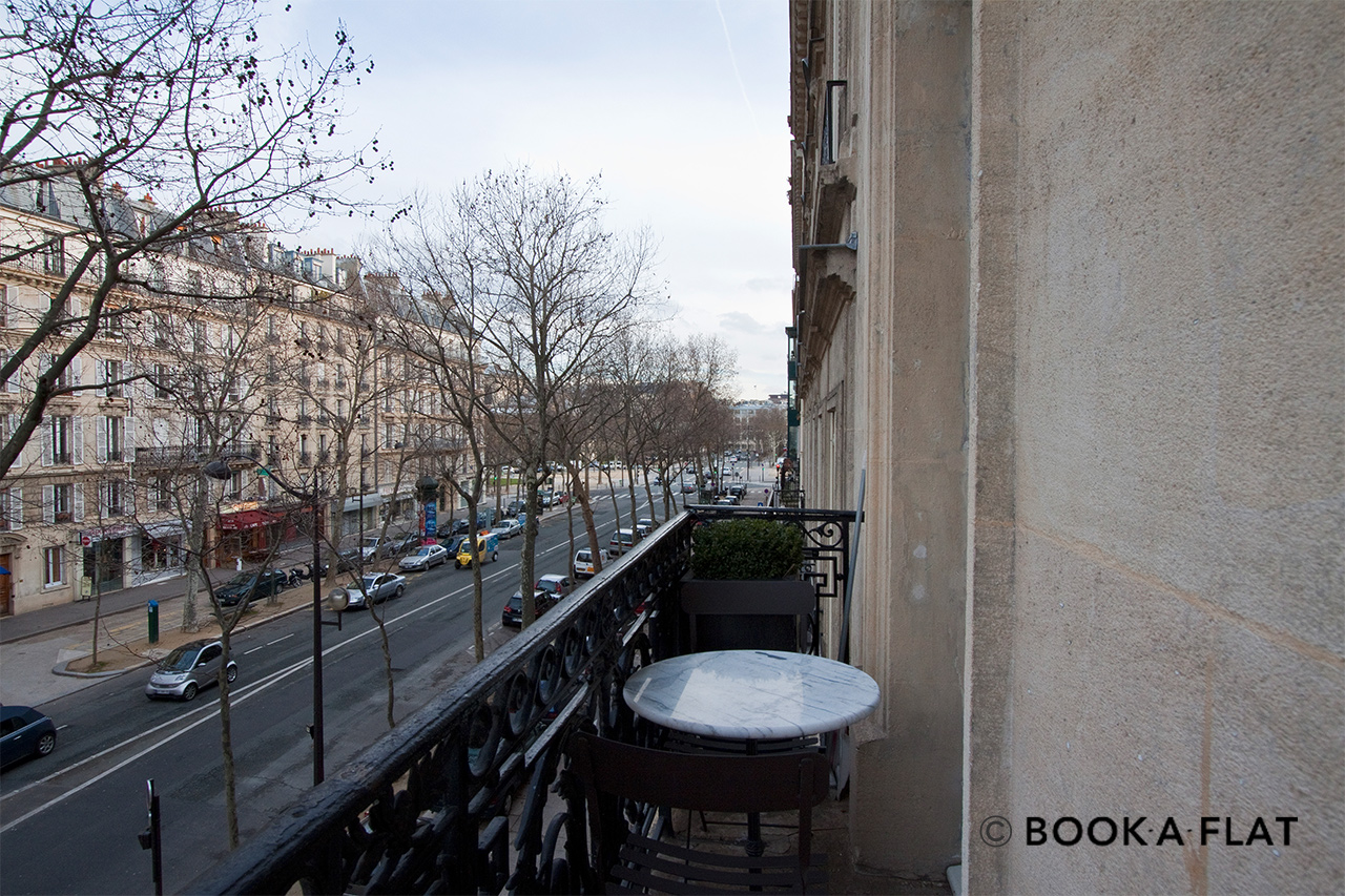 Appartement Paris Avenue Duquesne 12
