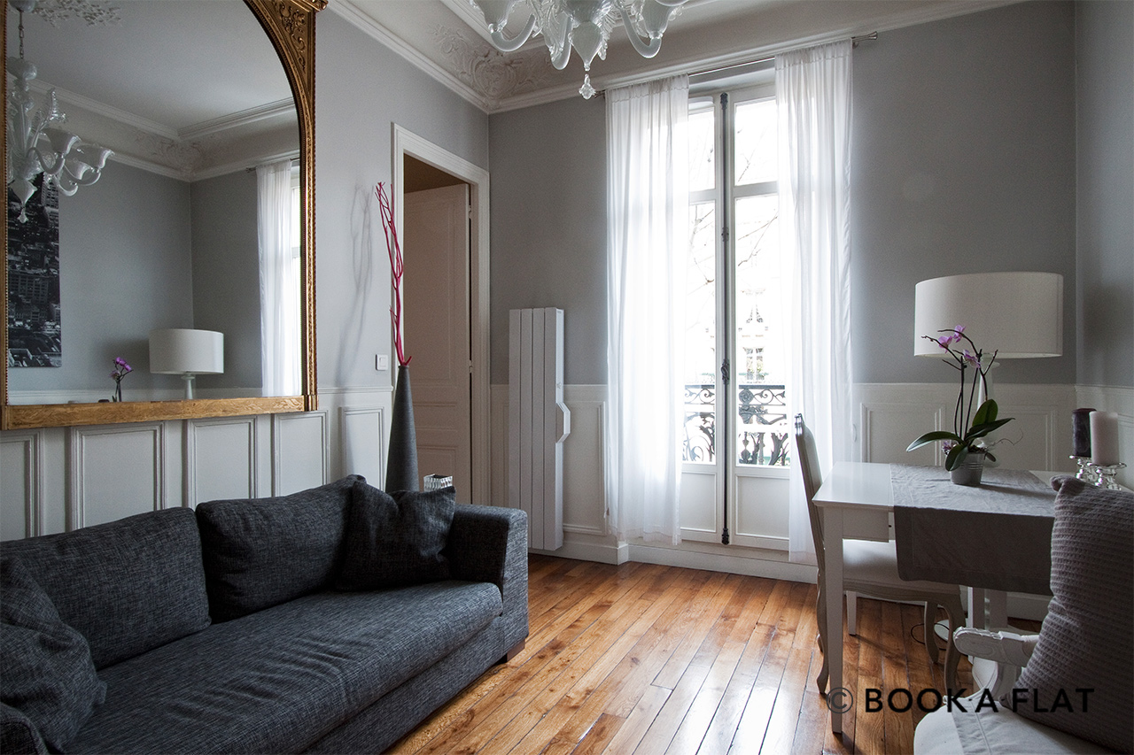 Appartement Paris Avenue Duquesne 2