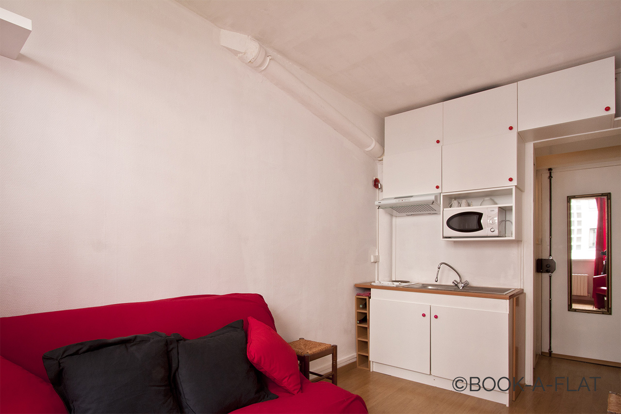 Appartement Paris Avenue de Versailles 3