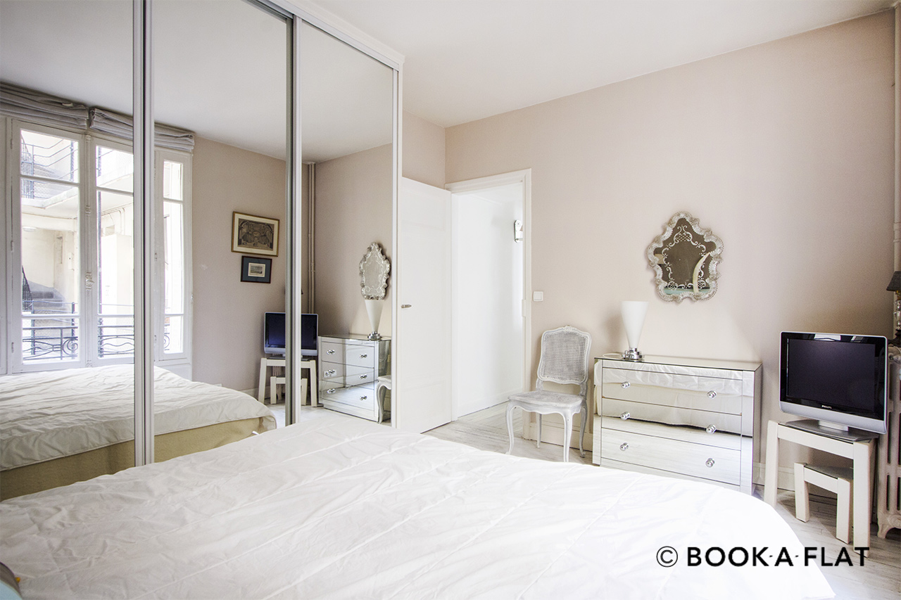 Apartment Paris Rue Alasseur 6