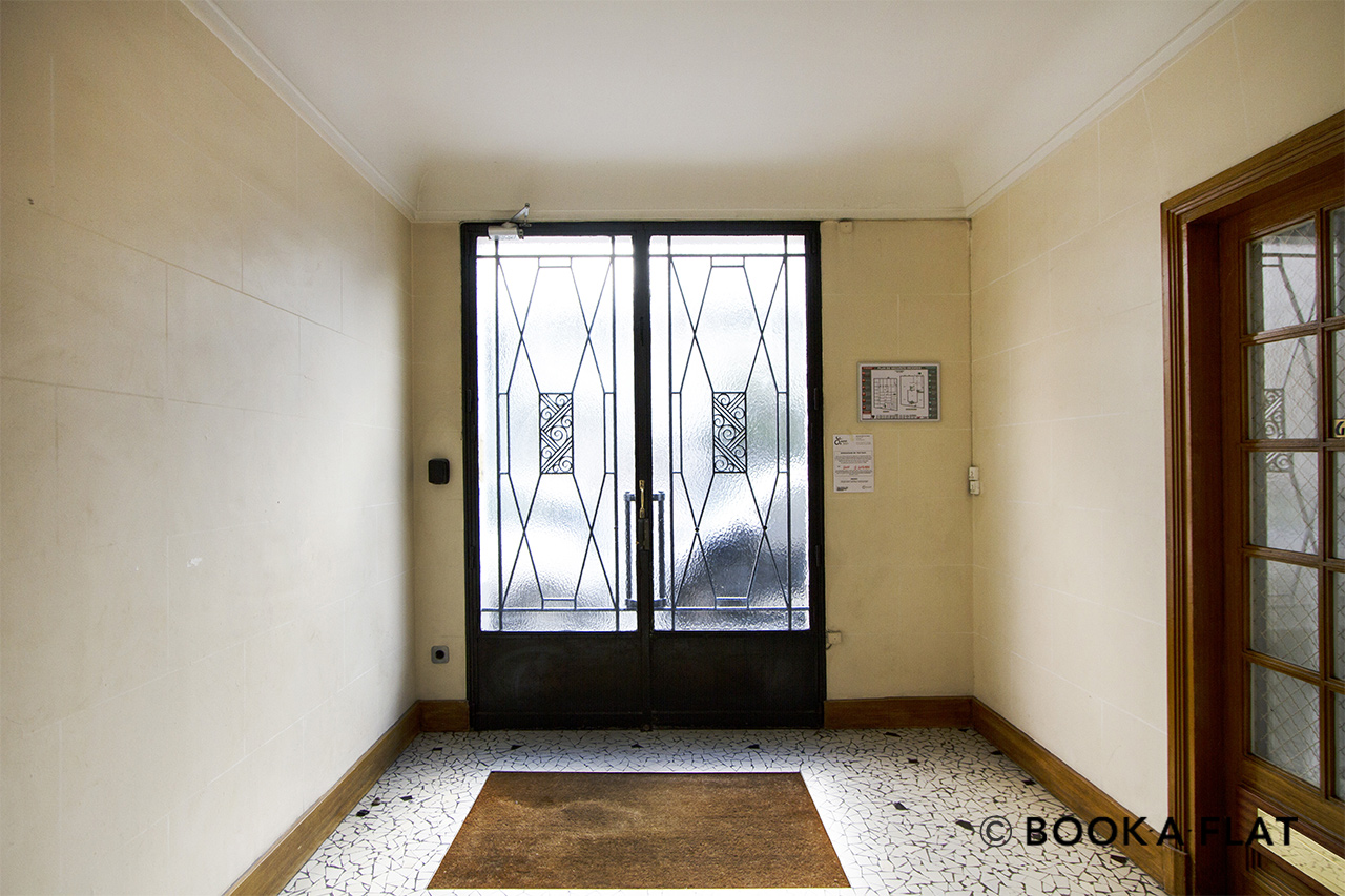 Apartment Paris Rue Alasseur 11