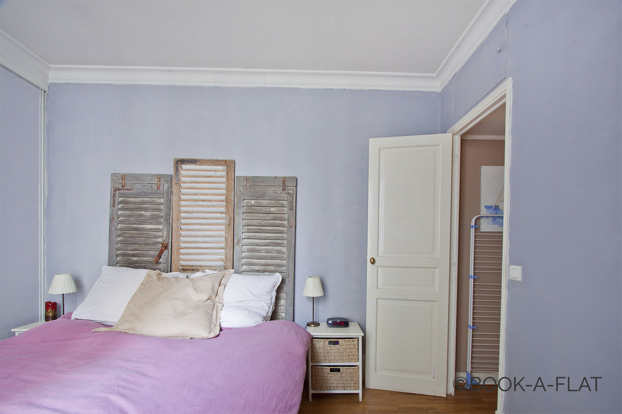 Appartement Paris Rue Brey 8