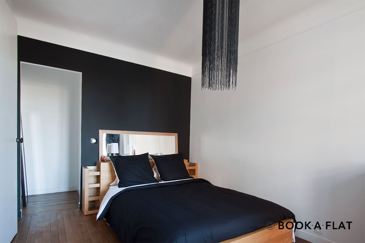 Appartement Paris Rue Boissonade 7