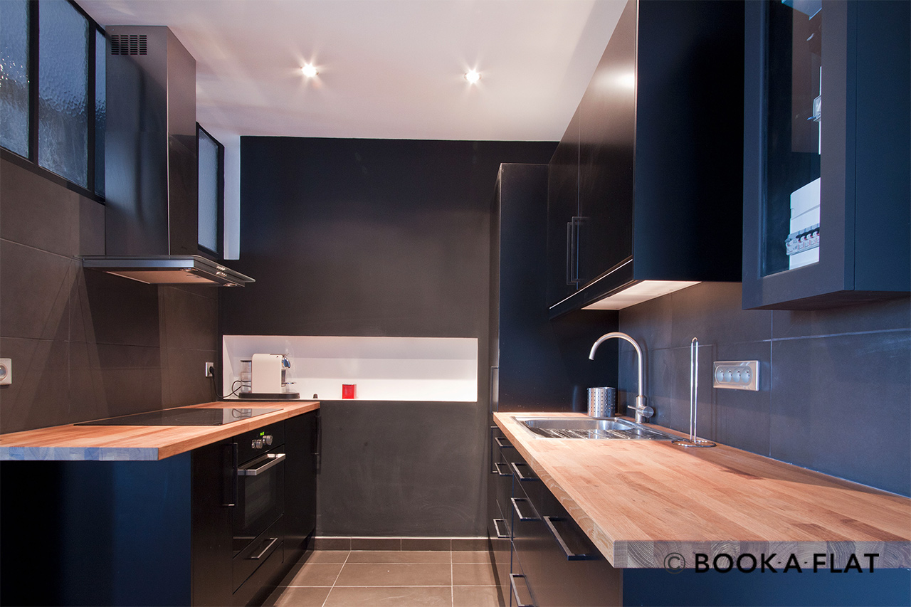 Appartement Paris Rue Boissonade 4