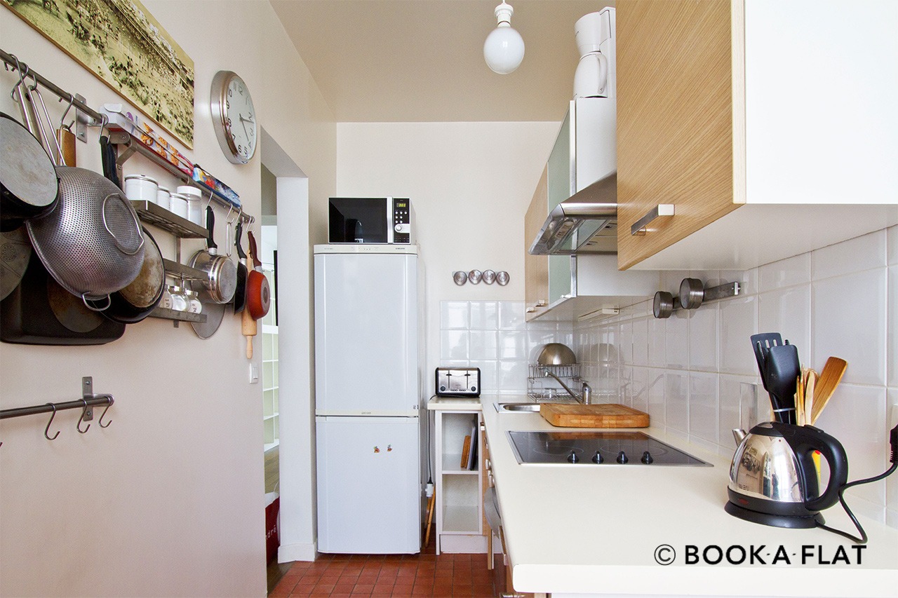 Apartment Paris Rue Beautreillis 4