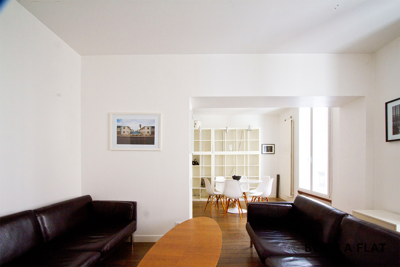 Furnished apartment for rent Paris Rue Beautreillis
