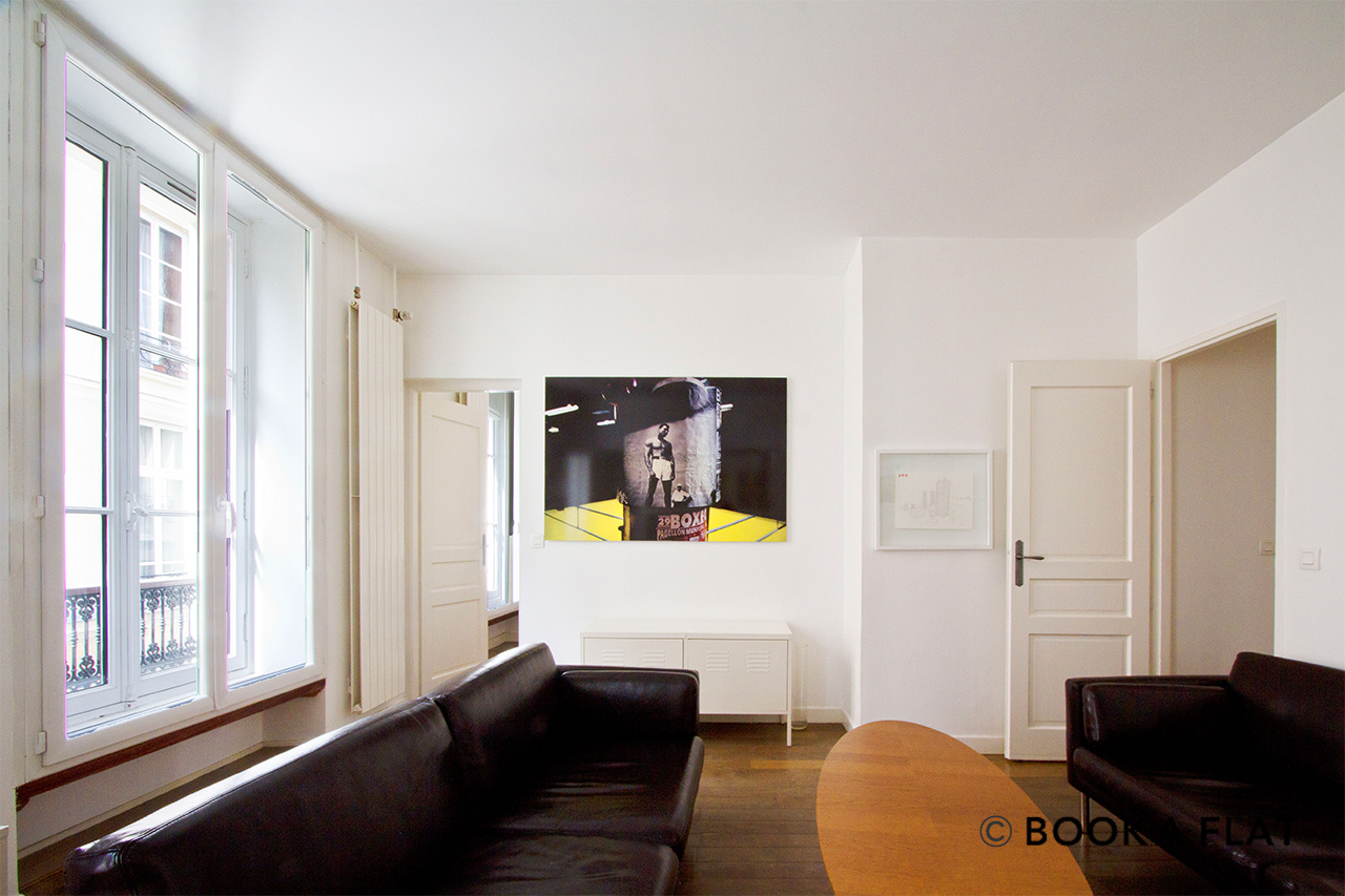 Paris Rue Beautreillis Apartment for rent