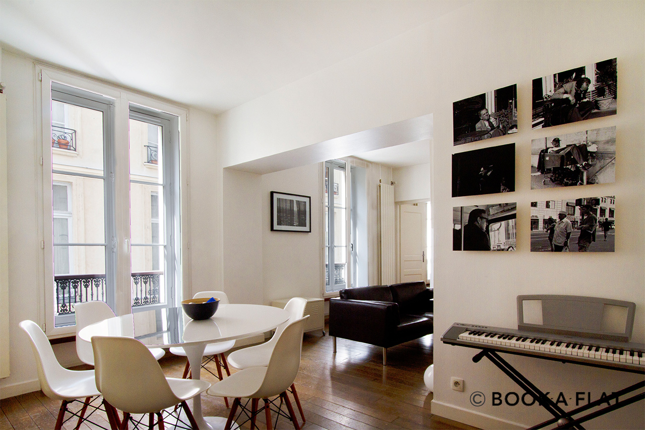 Apartment Paris Rue Beautreillis 3