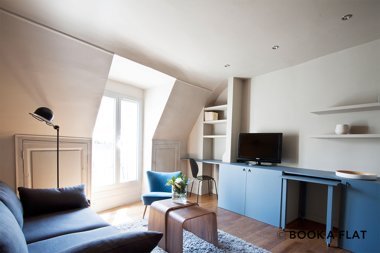 Apartment Paris Rue Dupuytren 4