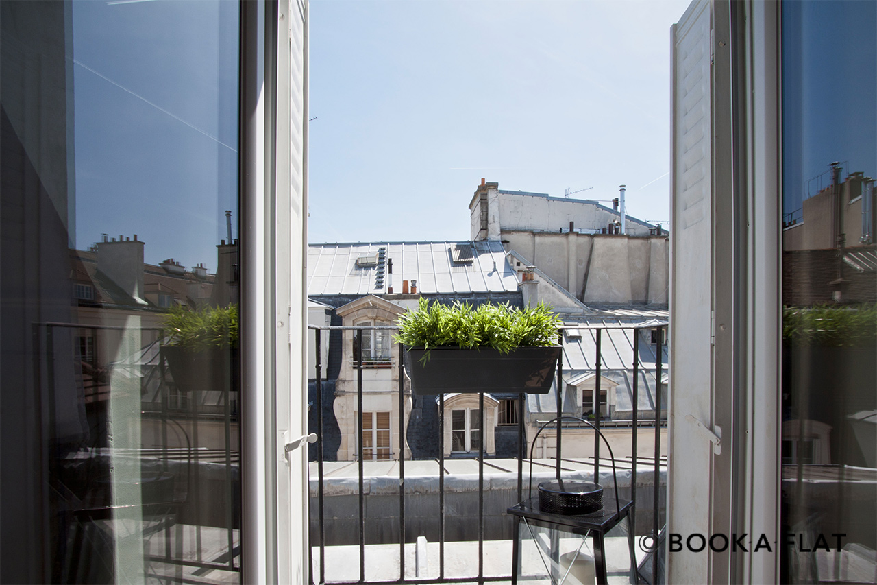 Apartment Paris Rue Dupuytren 9