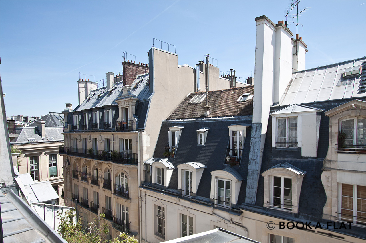 Apartment Paris Rue Dupuytren 10