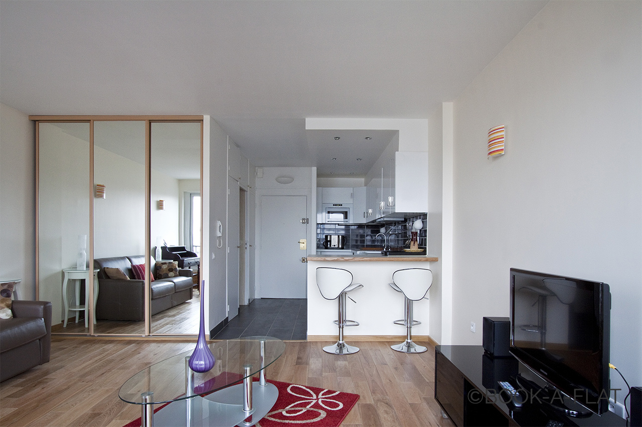 Apartamento Paris Avenue de Friedland 2