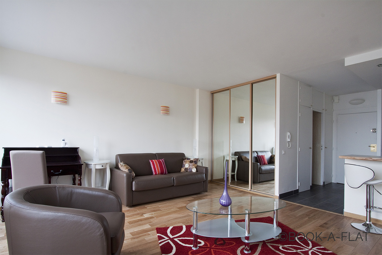 Apartamento Paris Avenue de Friedland 3