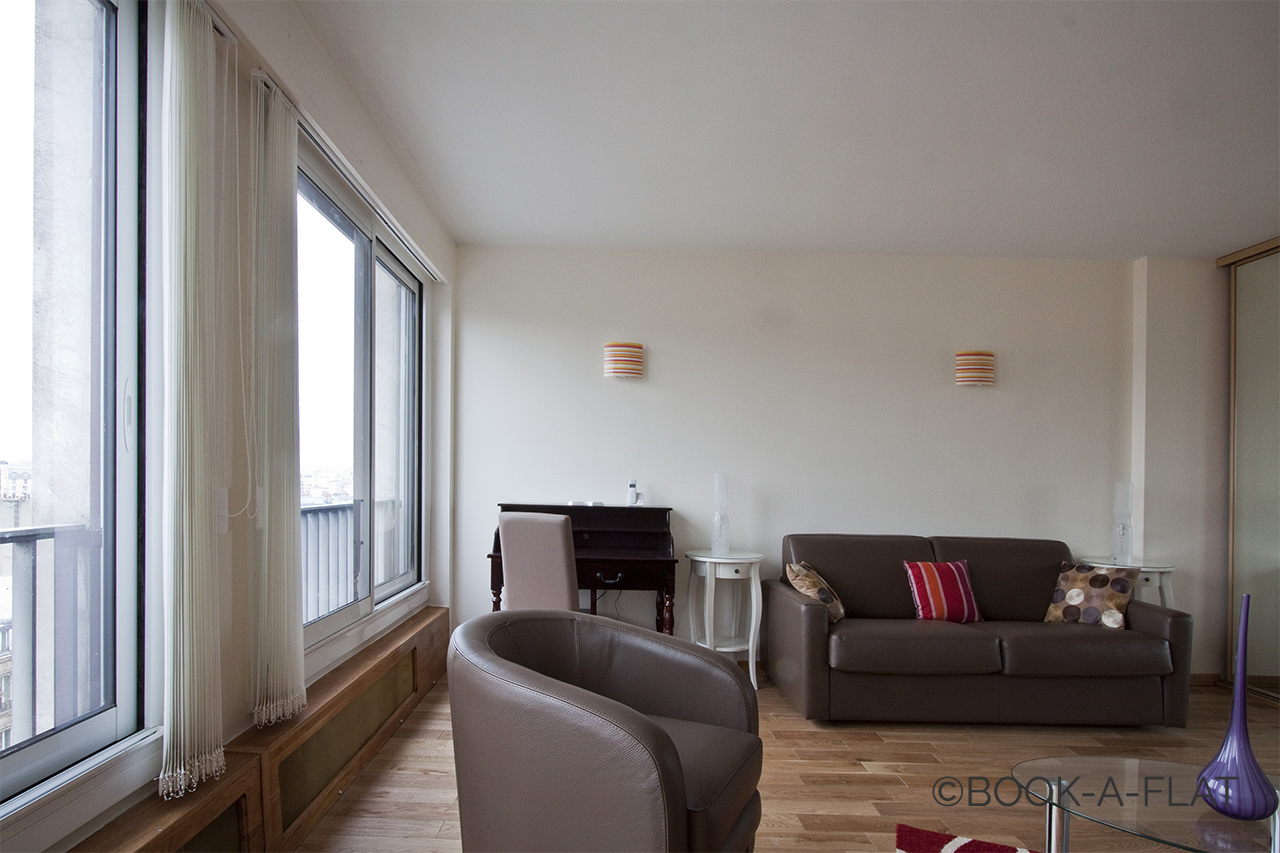 Apartamento Paris Avenue de Friedland 4
