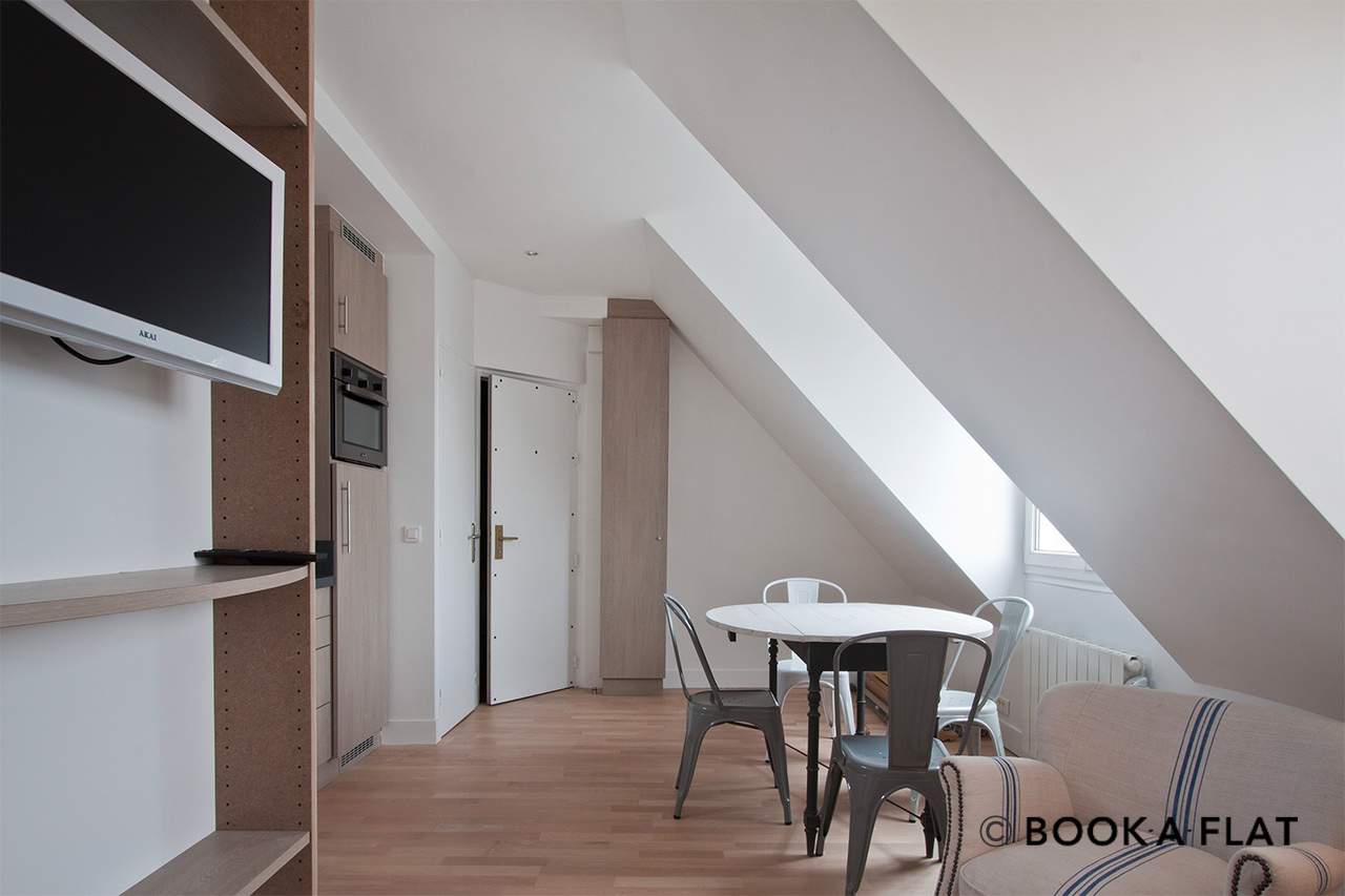 Apartment Paris Avenue de Malakoff 3