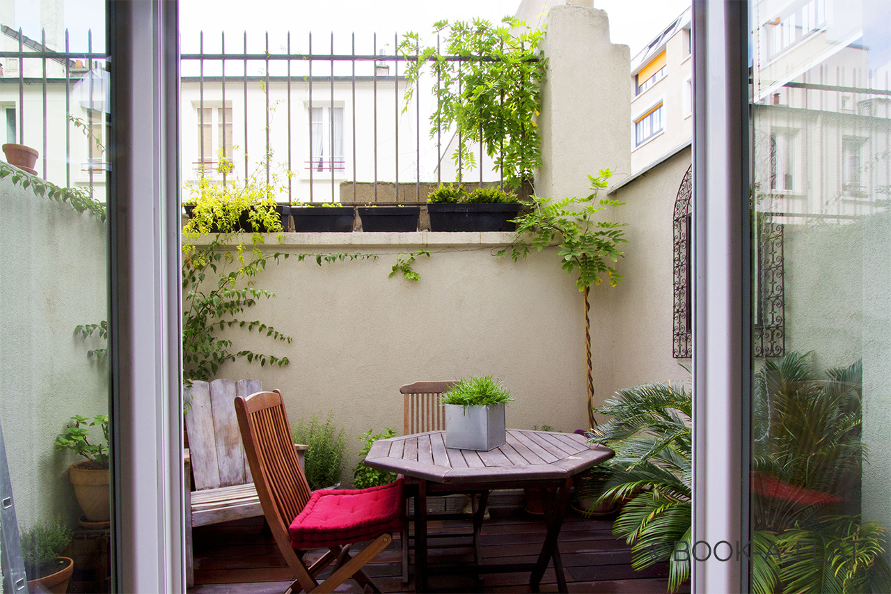 Apartment Paris Rue Rampal 10