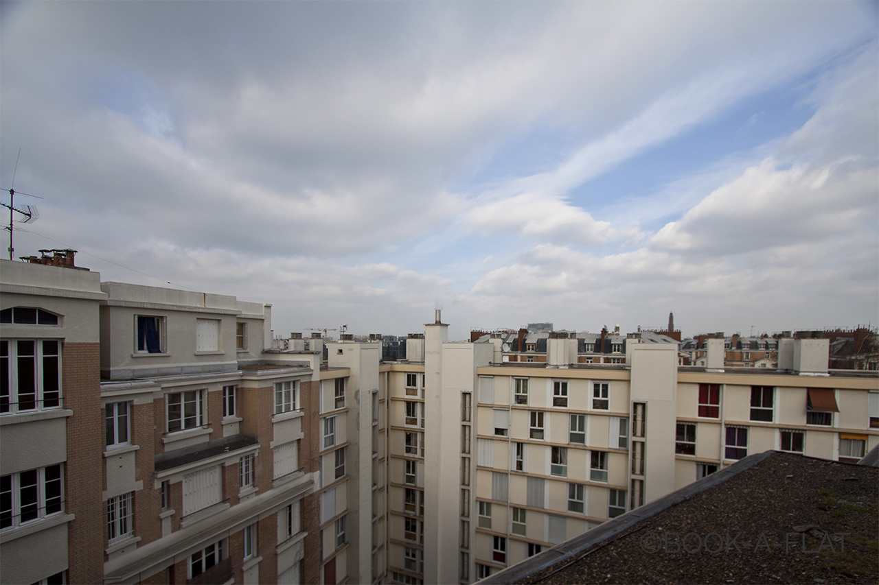 Appartement Paris Rue du Dobropol 8