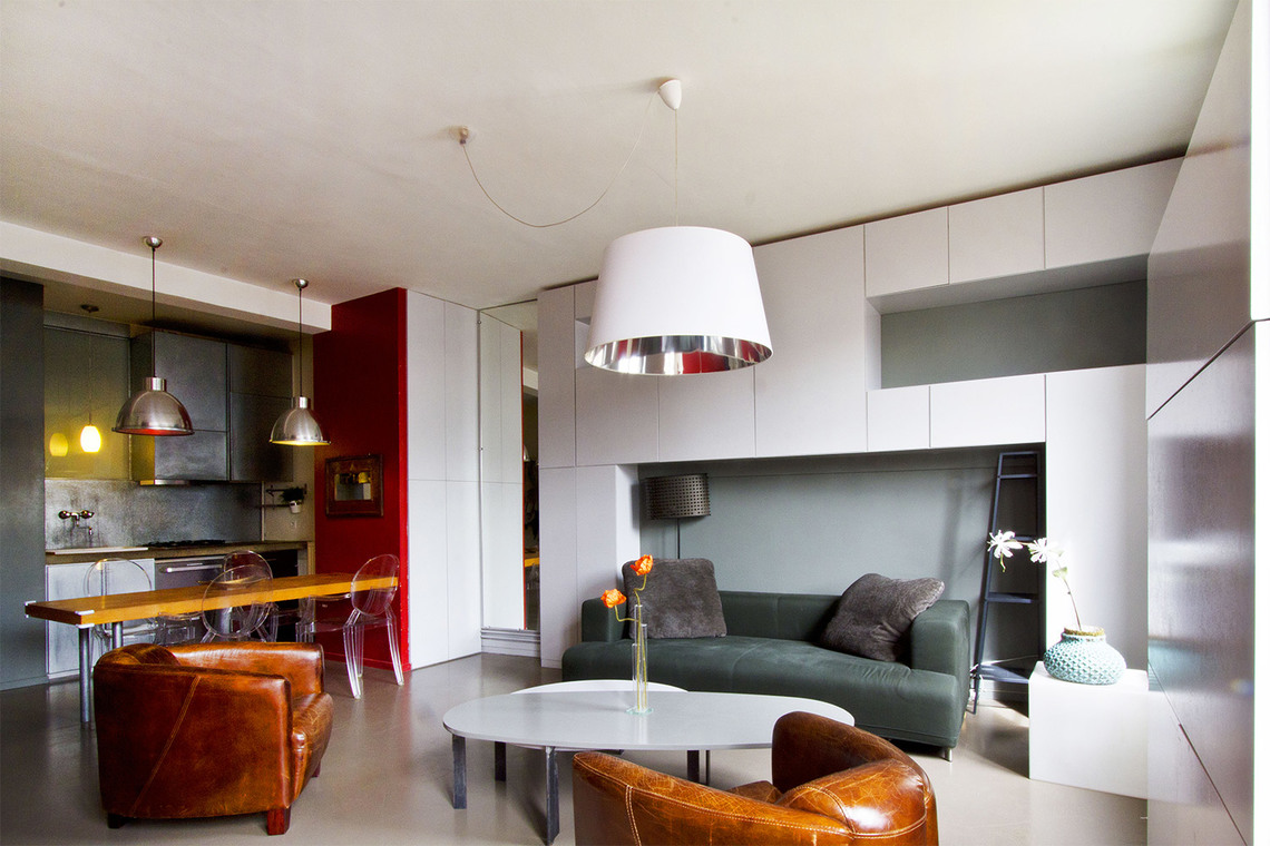 Furnished apartment for rent Paris Rue Amelot